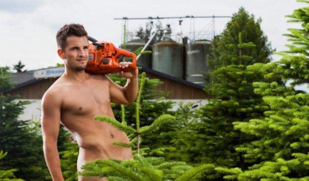 З'явився еротичний календар зі спокусливими фермерами (фото)