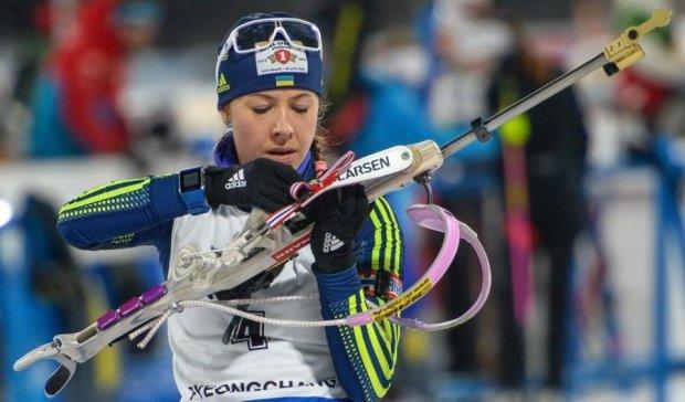 Десять українських біатлоністів змагатимуться за медалі у спринті на етапі Кубка світу