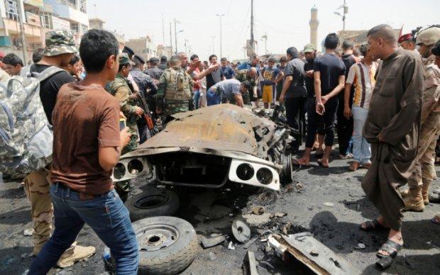 Черговий кривавий теракт в Іраку: ІД взяла відповідальність