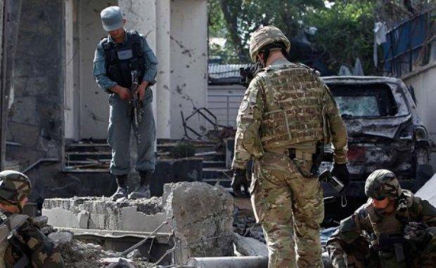 З'явилися відео з місця теракту в госпіталі Кабула