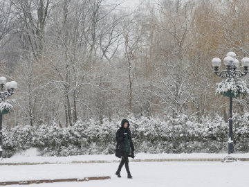 Погода в Україні на жовтень  осінь перетвориться на справжню зиму ... 2079edff8b91d