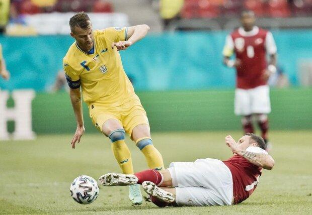 сборная Украины, фото с Instagram