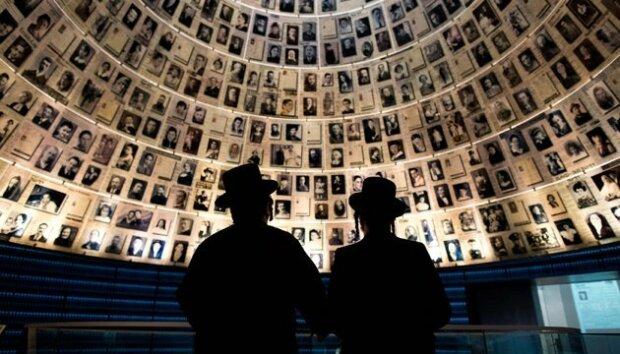 """Международный день памяти жертв Холокоста, фото """"Укринформ"""""""