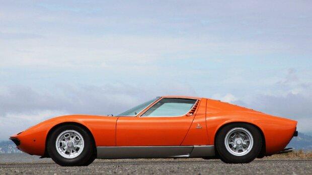 Lamborghini 1969