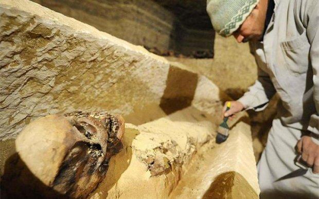 Археологи раскопали таинственное захоронение: фото