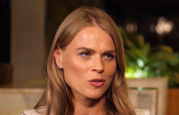 Оля Фреймут, кадр з відео