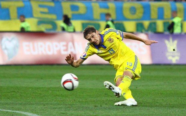 Стала відома позиція України в оновленому рейтингу ФІФА