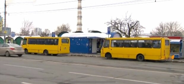 В Киеве маршрутчик-псих вышвырнул женщину за борт -не понравились копейки