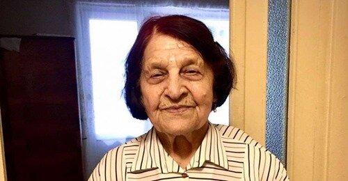 Во Львове бодрая бабушка показала, как надо жить в 103 - у молодых отпали челюсти