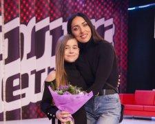 Співачка Алсу з донькою
