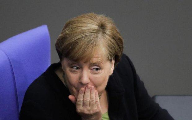 Президент Єврокомісії переплутав Меркель з дружиною