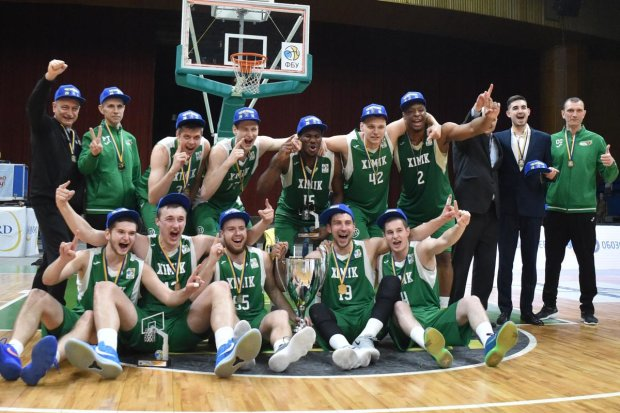 У запеклій боротьбі визначився чемпіон України з баскетболу