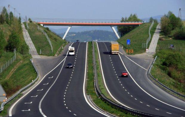 Платная дорога в Украине: стала известна цена комфорта