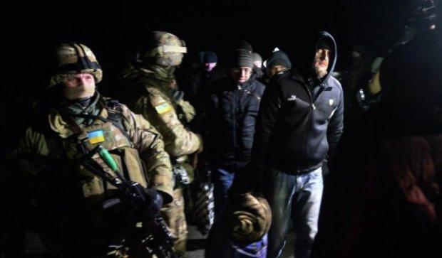 Обнародованы фамилии освобожденных из плена украинских бойцов