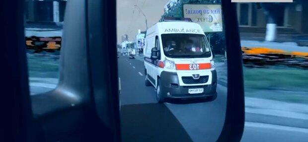 Скорая помощь, фото: скриншот из видео помощь, фото: скриншот из видеоощь, фото: Facebook