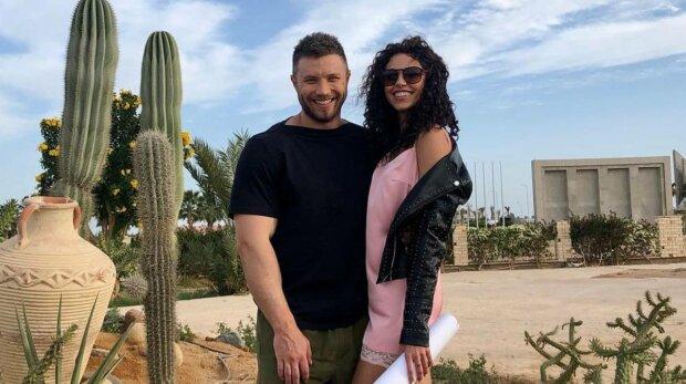 Михаил Заливако и Анна Богдан, фото: Instagram