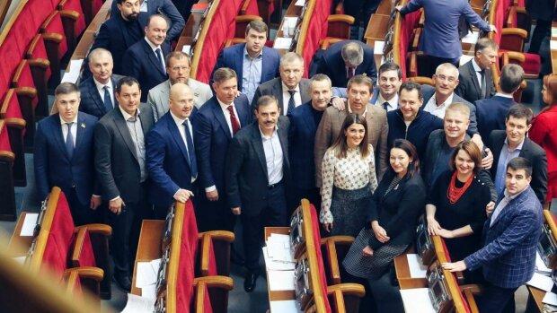 Народные депутаты, фото: Facebook