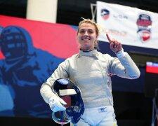 Ольга Харлан, Devin Manky, International Federation Fencing
