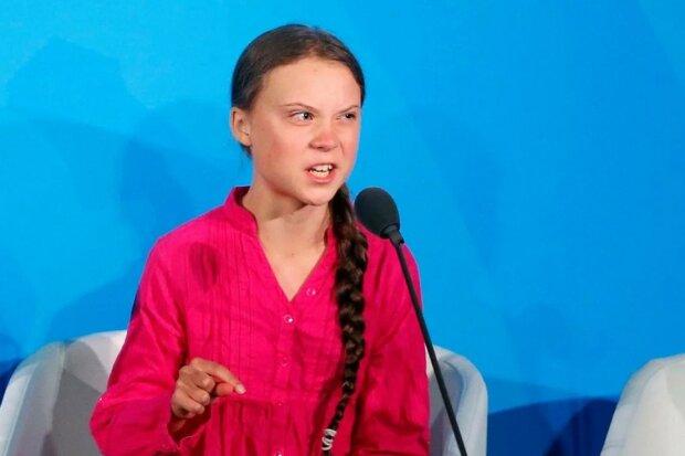 Грета Тунберг, фото: ООН