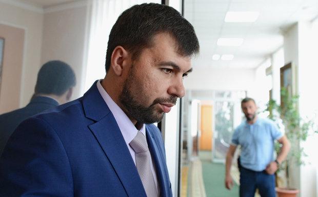 """Ватажка """"ДНР"""" Пушиліна запросили знайомитися з начальством: """"Ласкавий Пушок двох маток с*е"""""""