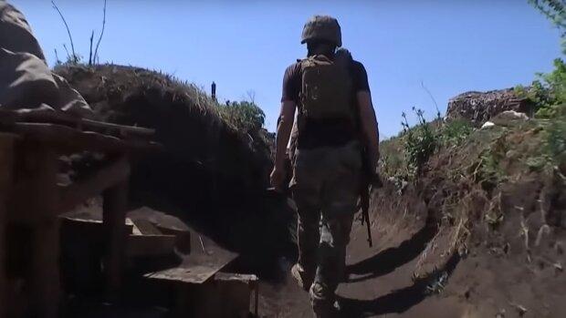 """Российские наемники на Донбассе """"шпигуют"""" украинских героев минами: нарушают не стесняясь"""
