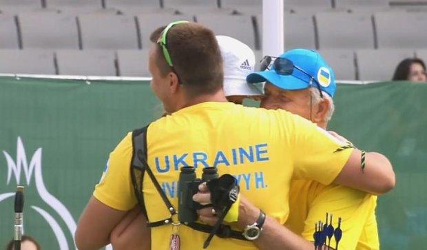Друге золото українців в Баку завоювали лучники