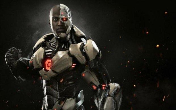 Injustice 2 похвалилася деталізацією облич супергероїв: відео