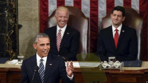 Обама, фото Голос Америки