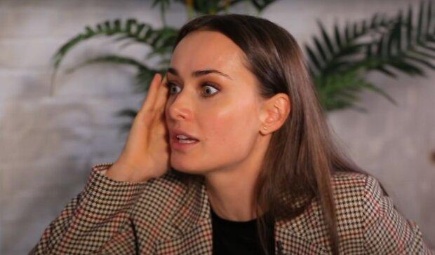 Ксенія Мішина, скріншот з відео