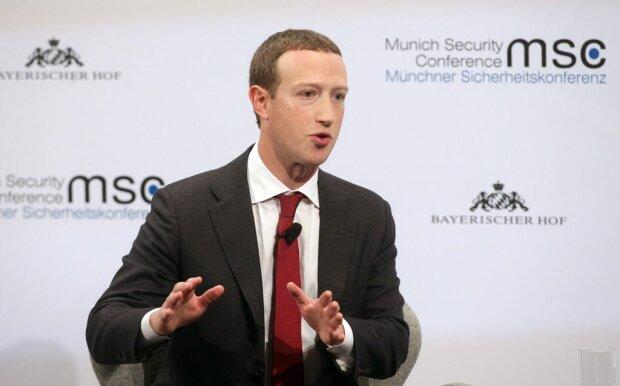 Марк Цукерберг, фото Getty images