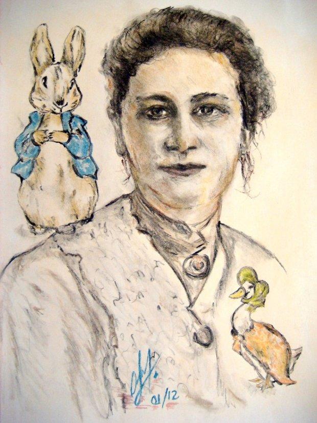 Беатрікс Поттер: неймовірна жінка-міколог, яка створила безсмертні казки