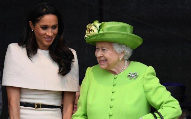 Удостоїлась честі: Меган Маркл вперше вийшла в світ разом з королевою