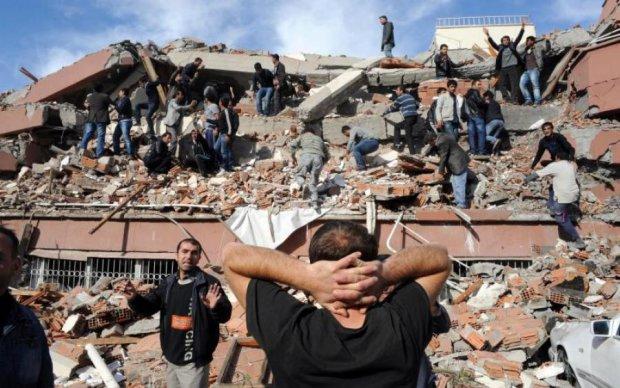 Турецкую провинцию изрядно потрусило