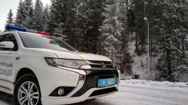 Поліція, фото: Патрульна поліція Львівської області