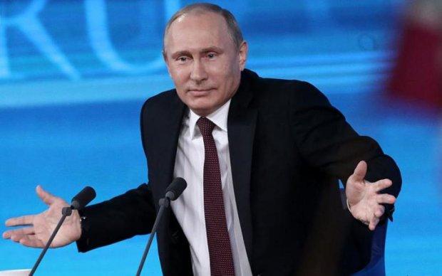 Провал ФСБ: Путіна вмили зеленкою