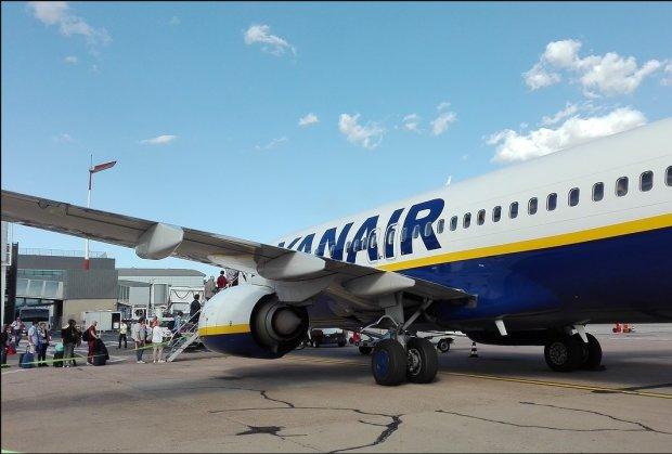 Ви всі на це чекали: Ryanair вперше приземлився в Україні