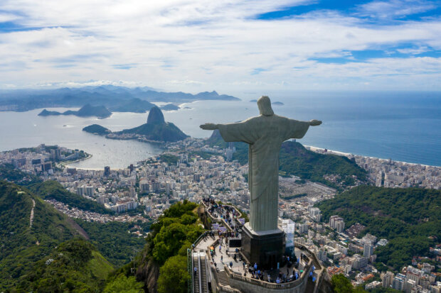 Статуя Ісуса Христа, фото: Getty Images