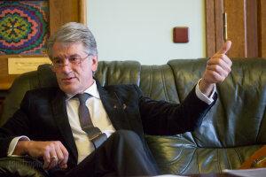 Виктор Ющенко, третий президент Украины