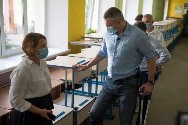 Віталій Кличко - фото з Фейсбук