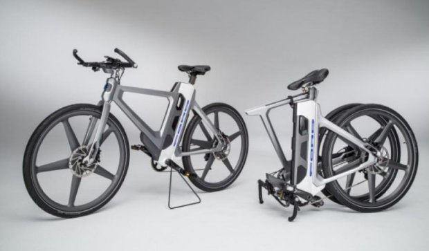 Ford розробив розумний електровелосипед