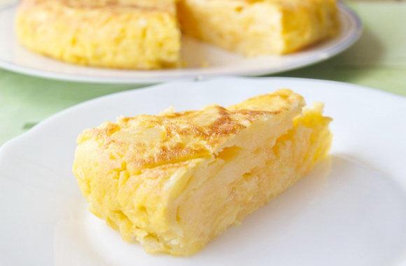 Пальчики оближешь: сырный пирог-суфле