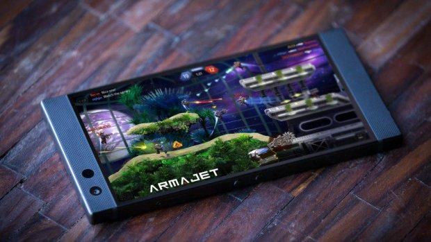 Razer отказалась от производства игровых смартфонов