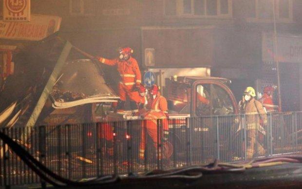 Мощный взрыв в Европе уничтожил важный объект и искалечил людей