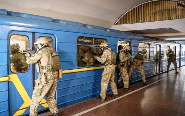Киевское метро заминировали перед Лигой Чемпионов УЕФА