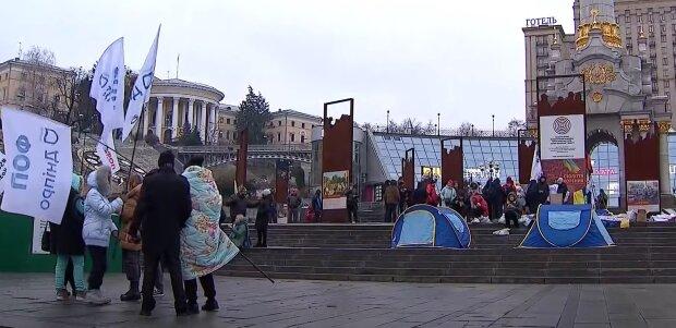 Мітинги, скріншот: Youtube