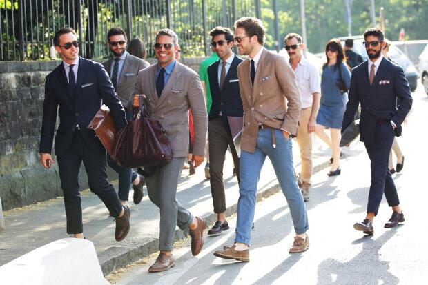 Итальянцы, фото: yavmode