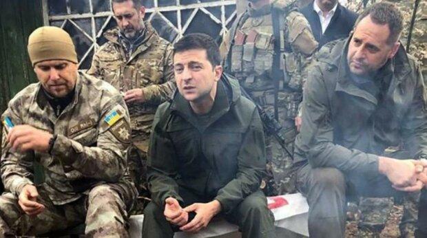 Конфлікт Зеленського в Золотому: стало відомо, кого підтримував військовий на виборах