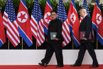 Трамп та Кім Чен Ин проведуть ядерне побачення: подробиці