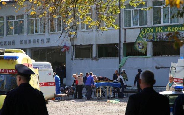Идет убивать: в сети показали кадры за секунды до керченской трагедии