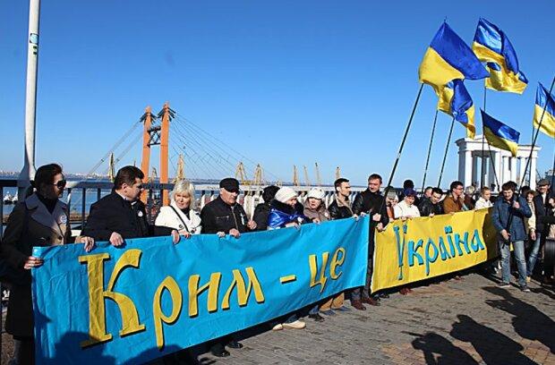 Крим - це Україна, Преступности.НЕТ